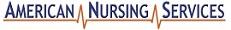 American Nursing Services Logo